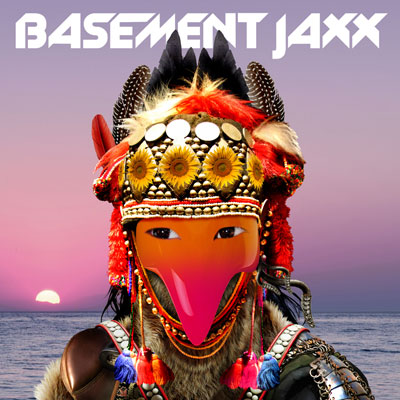 Basement Jaxx: Planet 3 EP